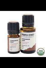 Organic Cinnamon Leaf Essential Oil 15ml