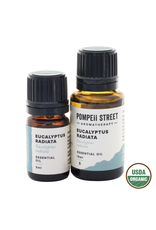 Organic Eucalyptus Radiata Essential Oil 15ml