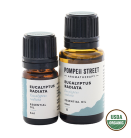 Organic Eucalyptus Radiata Essential Oil 15ml