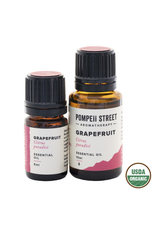 Organic Grapefruit Essential Oil 15ml