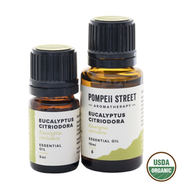 Organic Eucalyptus Essential Oil 15ml