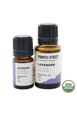 Organic Lavender Essential Oil 15ml
