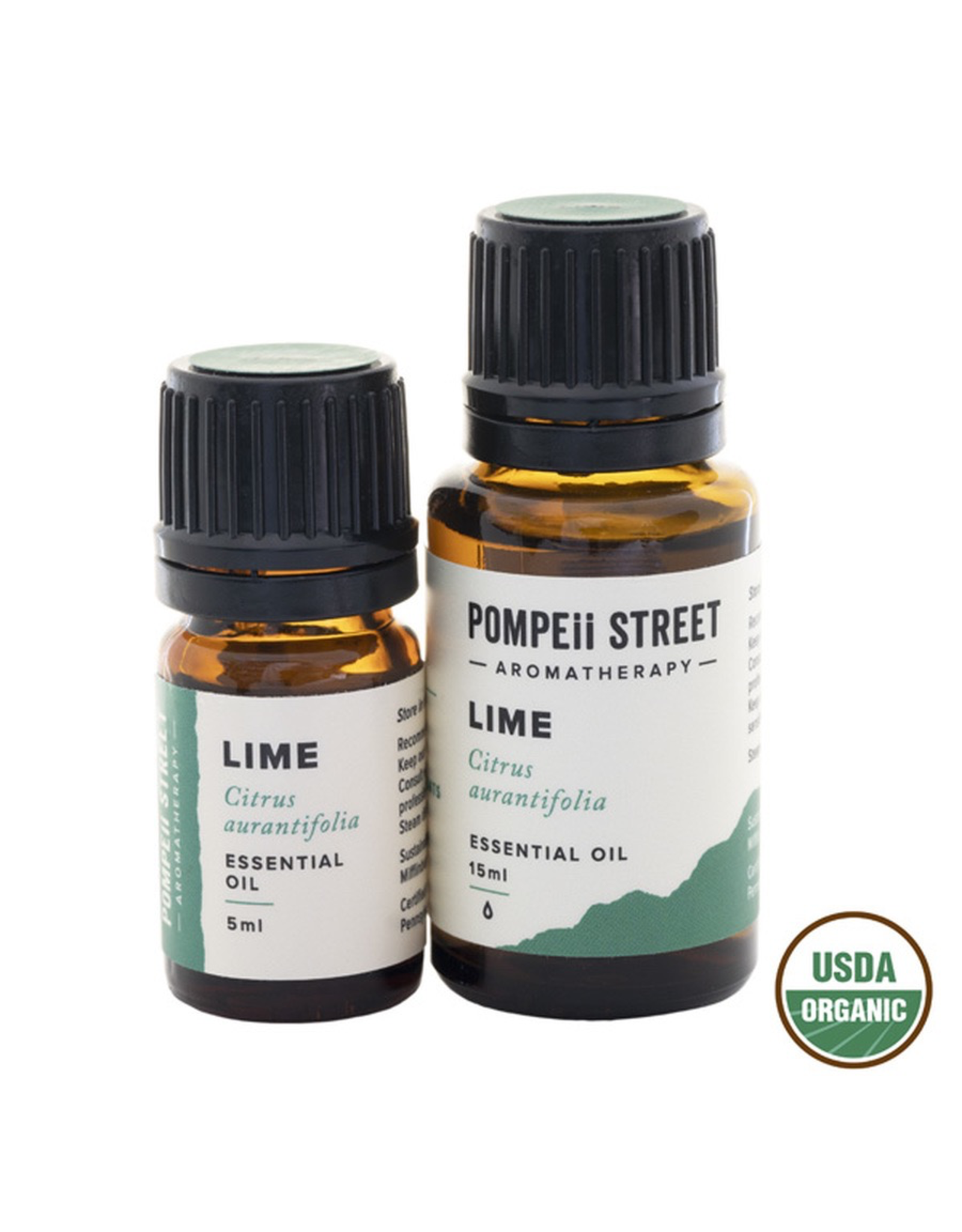 Organic Lime Essential Oil 15ml