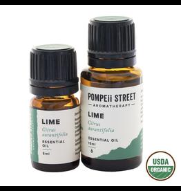 Organic Lime Essential Oil 15ml