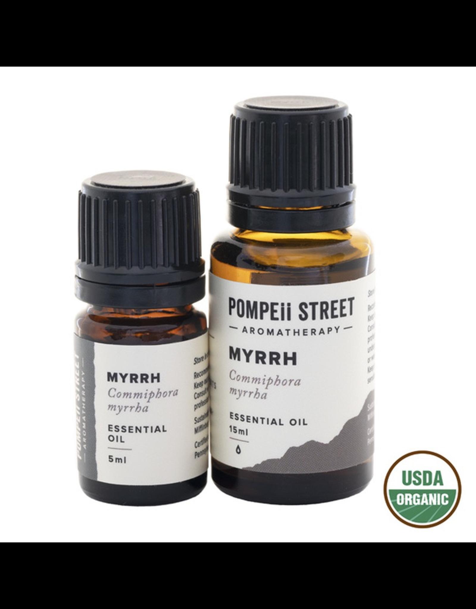 Organic Myrrh Essential Oil 5ml