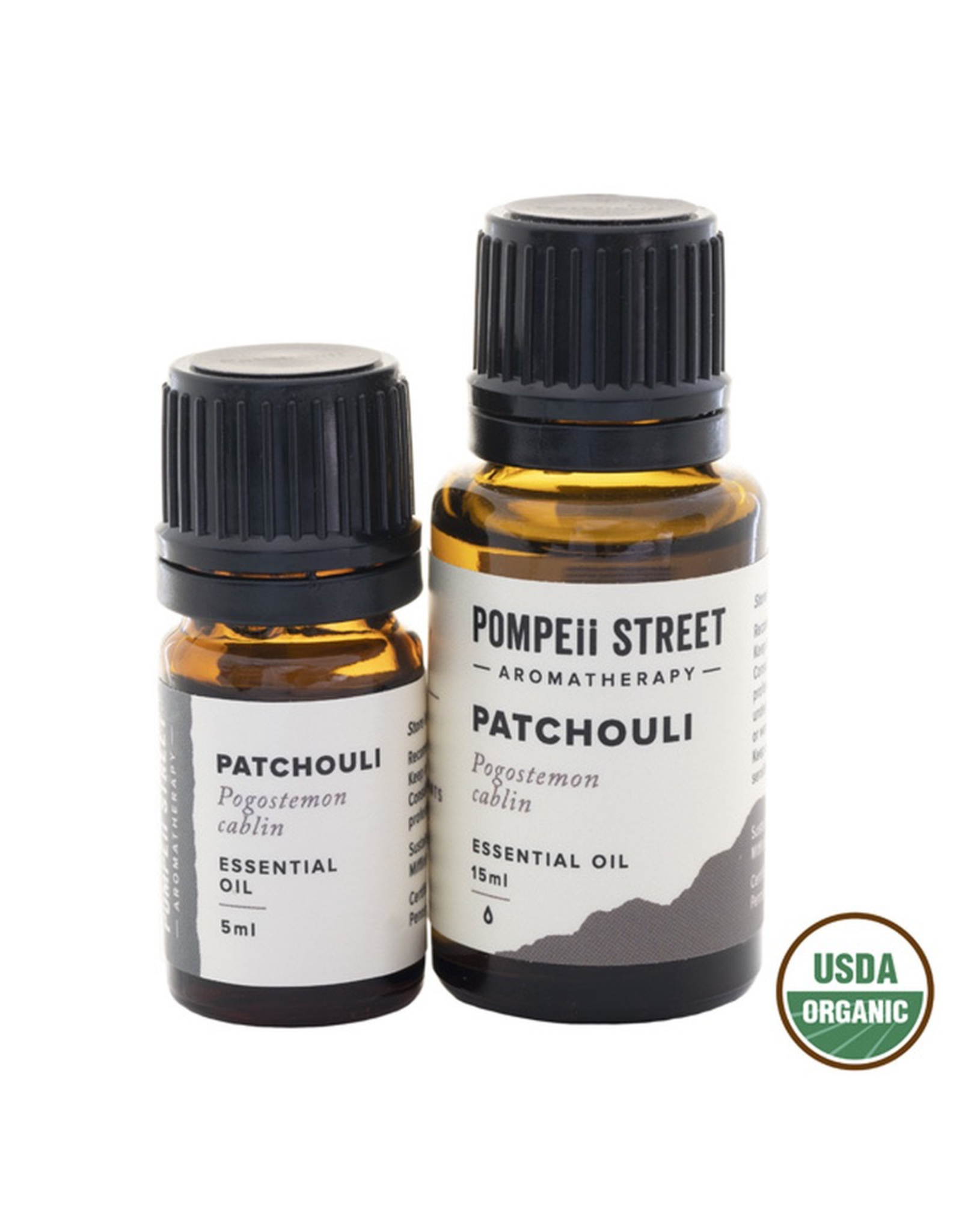 Organic Patchouli Essential Oil 15ml