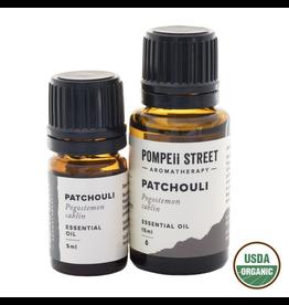 Organic Patchouli Essential Oil 15ml