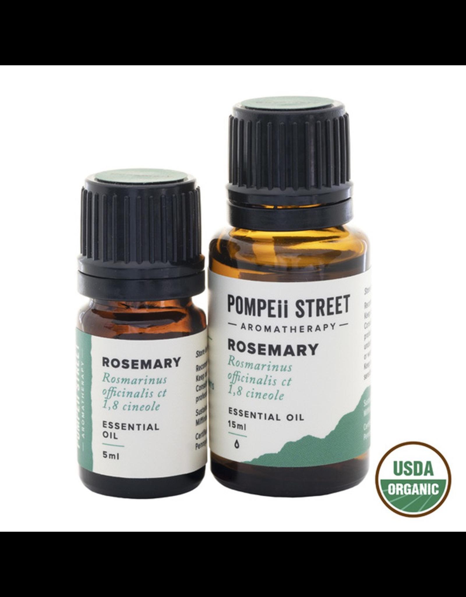 Organic Rosemary Essential Oil 15ml