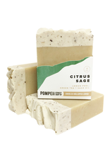 Citrus Sage Soap 4 oz.