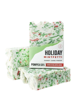 Holiday Peppermint Soap 4 oz.