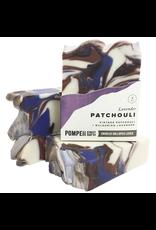 Lavender Patchouli Soap 4 oz