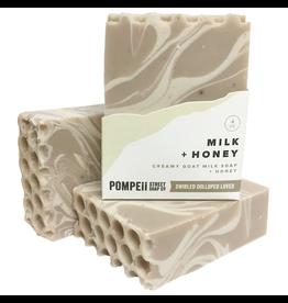 Milk & Honey Soap 4 oz.