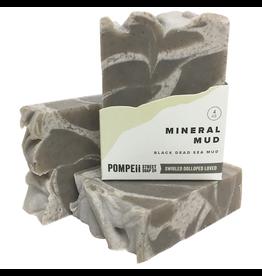 Mineral Mud  Soap 4 oz.