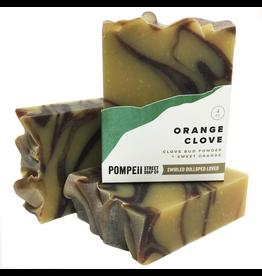 Orange & Clove Soap 4 oz.