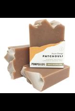 Orange & Patchouli Soap 4 oz.