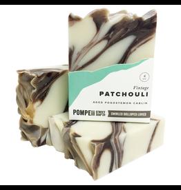 Patchouli Soap 4 oz.