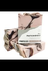 Rose Patchouli Soap 4 oz.