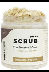 Sugar Scrub Frankincense Myrrh 10 oz.