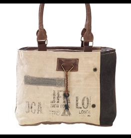 JFK Small Tote Bag