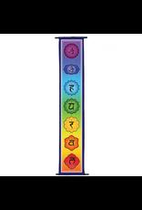 7 Chakra Rainbow Banner