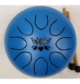 UFO Meditation Drum 16cm-Blue