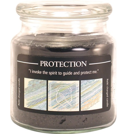 Crystal Journey 16 oz Protection Jar Candle