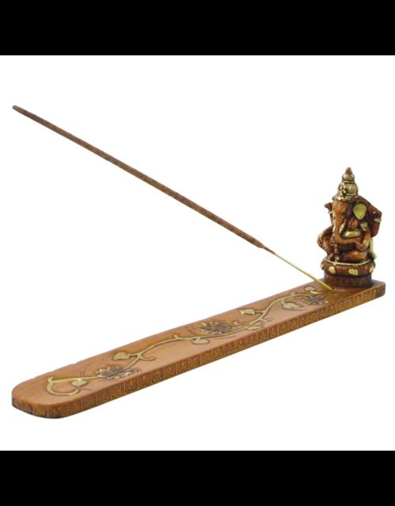 Ganesh Boat Incense Burner
