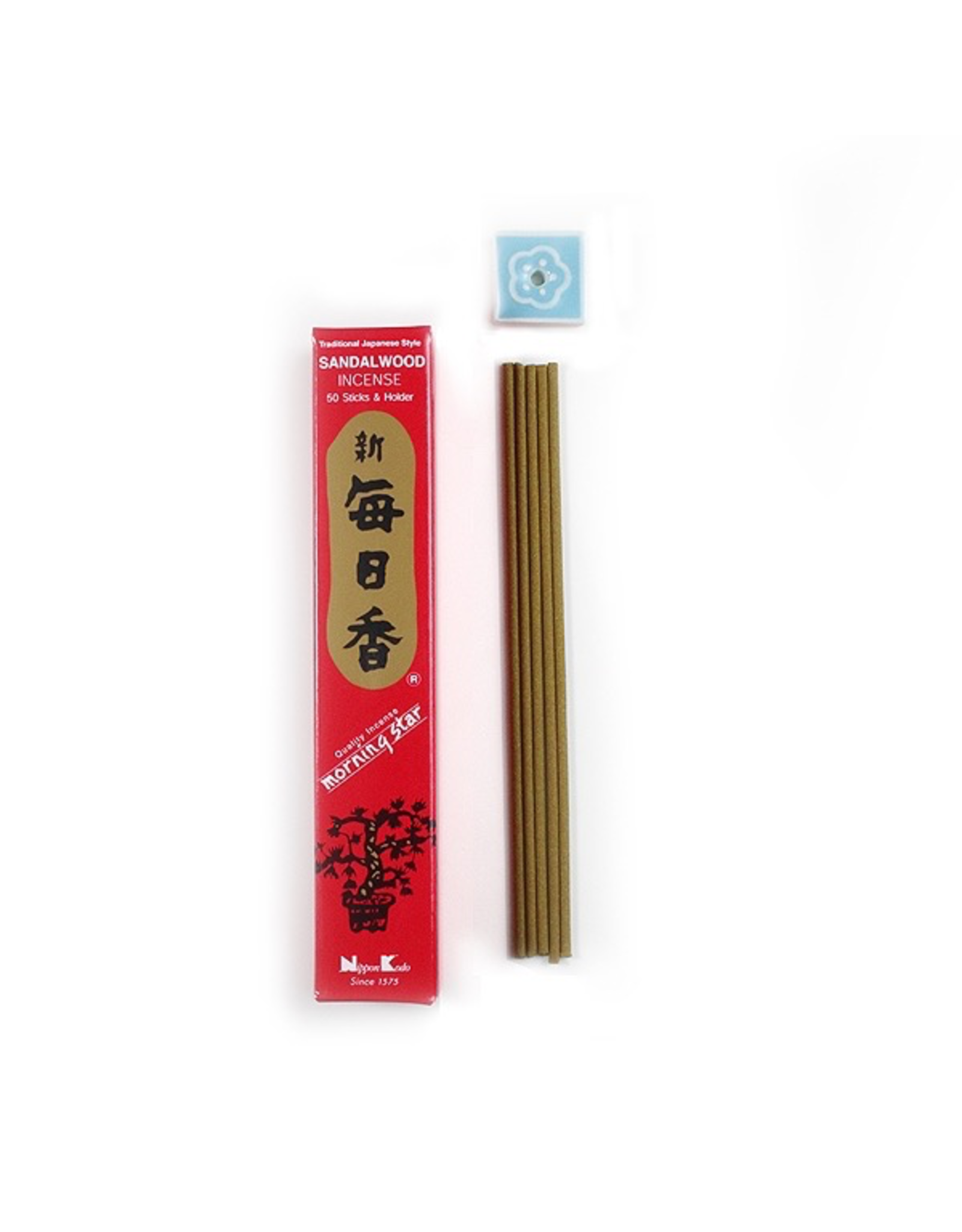 Nippon Kodo Morningstar Japanese Rolled Sandalwood Incense