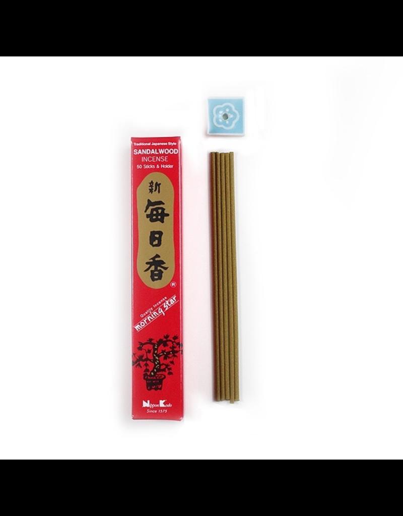 Nippon Kodo Morningstar Japanese Rolled Sandalwood Incense