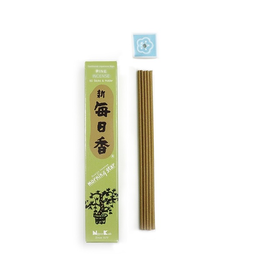 Nippon Kodo Morningstar Japanese Rolled Pine Incense