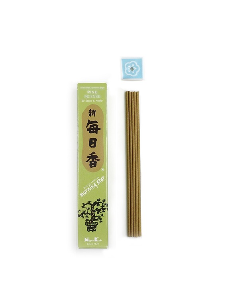 Nippon Kodo Morningstar Japanese Rolled Pine Incense