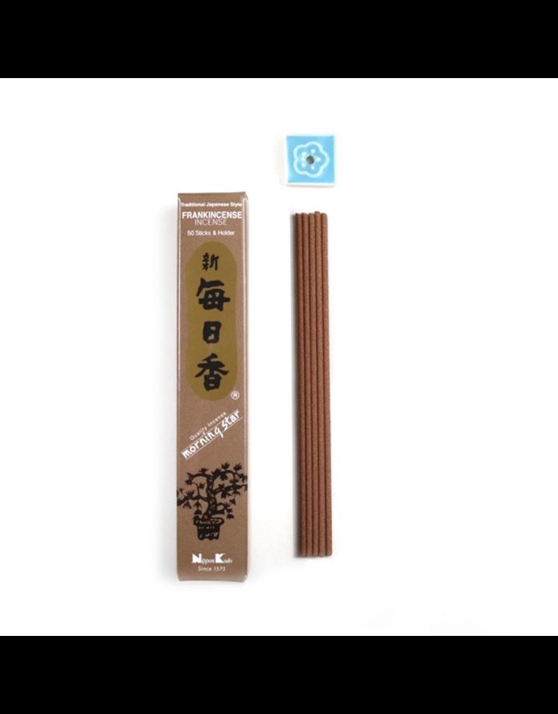 Nippon Kodo Morningstar Japanese Rolled Frankincense Incense