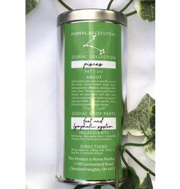 Pisces Zodiac Herbal Tea
