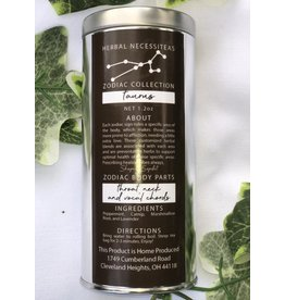 Herbal Necessiteas Taurus Zodiac Herbal Tea