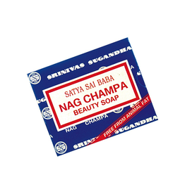 Satya Nag Champa 150 Gram Soap Bar