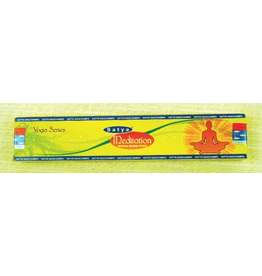 Satya Meditation 15 Gram Incense
