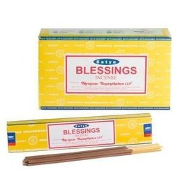 Satya Blessings 15 Gram Incense