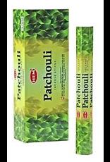 HEM 20 Gram Patchouli Hex Box Incense