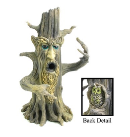 Polyresin Tree Smoker Incense Burner