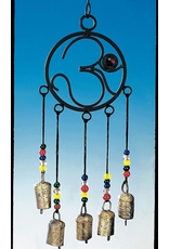 Iron OM Chime with Beads