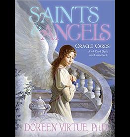 Ingram Saints & Angels Oracle Cards