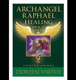 Ingram Archangel Raphel Healing Oracle Deck