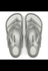 Birkenstock Honolulu EVA Sandal Metallic Silver