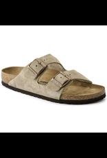 Birkenstock Arizona Taupe Suede Sandal