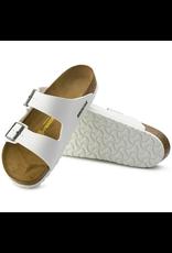 Birkenstock Arizona White Birko-Flor Sandal
