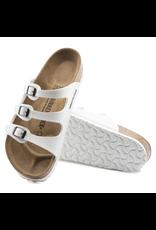 Birkenstock Florida Sandal White Birko-Flor