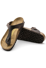 Birkenstock Habana Leather Gizeh Sandal