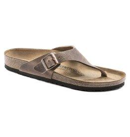 Birkenstock Men's Como Camberra Old Tobacco Leather Sandal