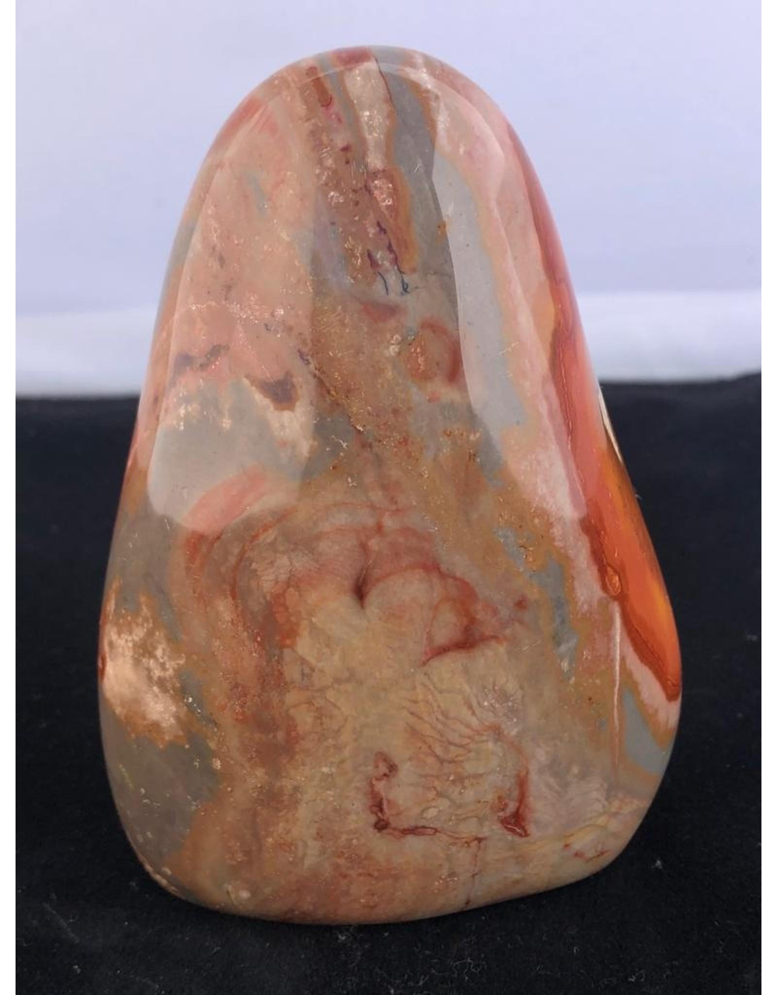 Polished Polychrome Jasper Formation