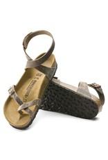 Birkenstock Tobacco Oiled Leather Yara Sandal